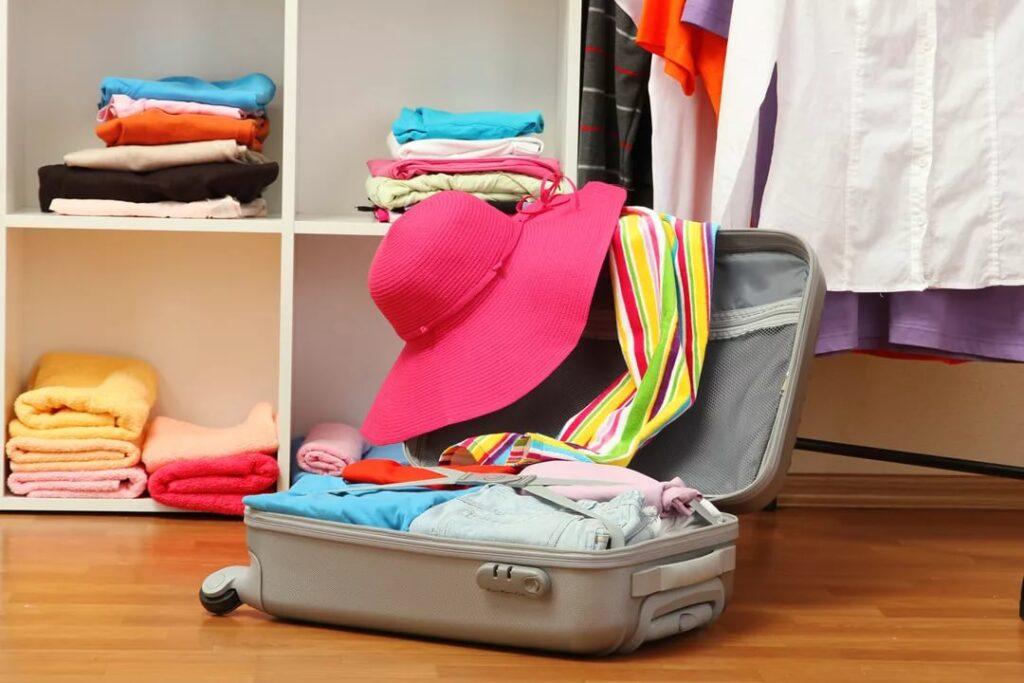 Вещи для путешествия с малышом