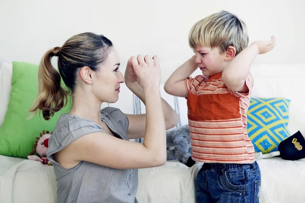 Родители и агрессивный ребенок