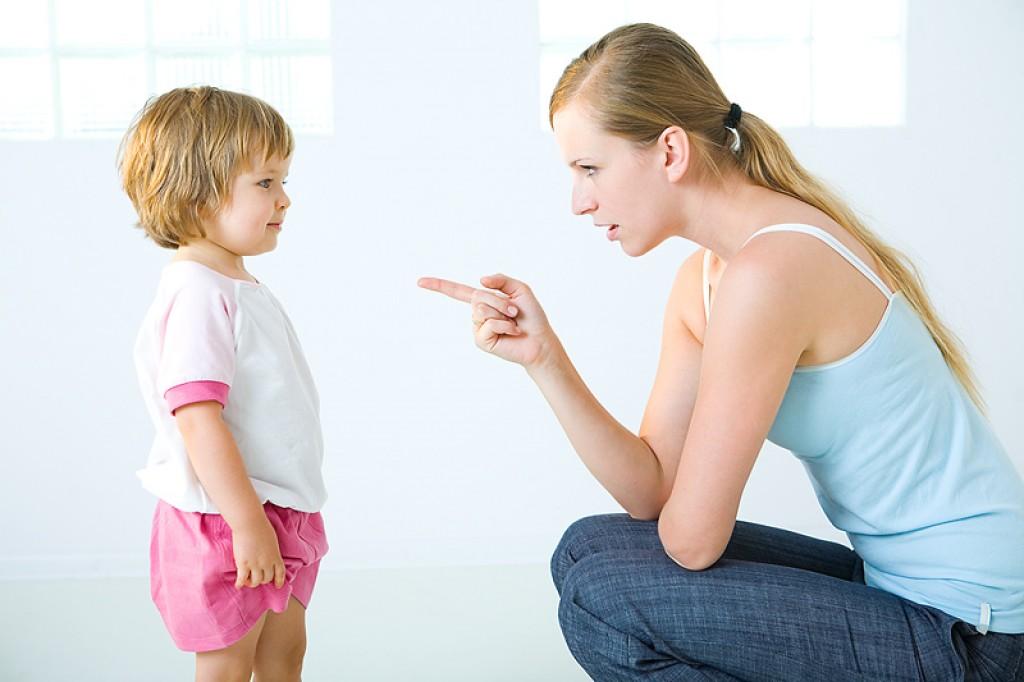 Подавление детской агрессии