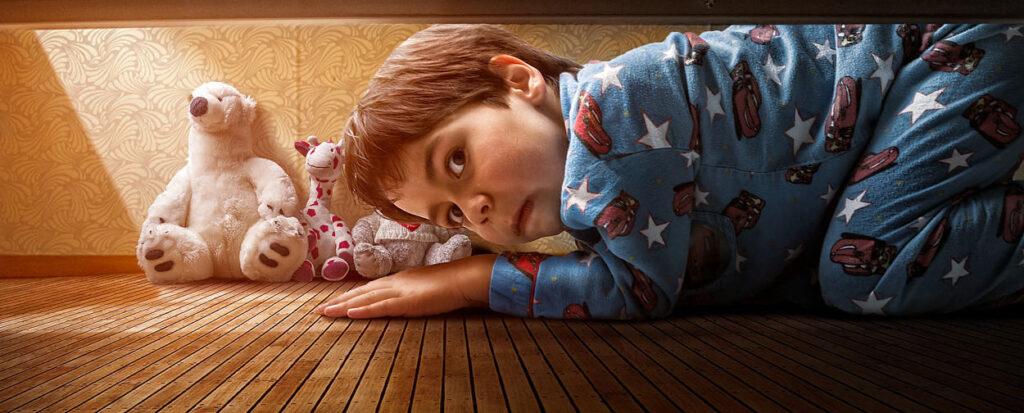 Как отучить ребенка бояться спать в одиночестве