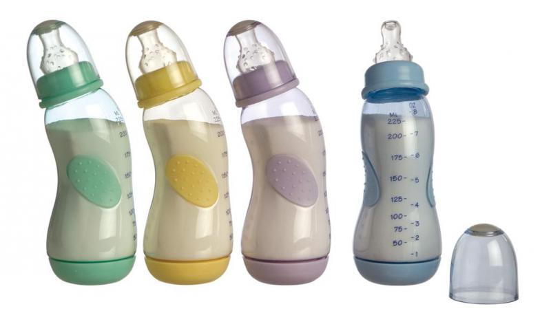 Как выбрать бутылочку для кормления новорожденного