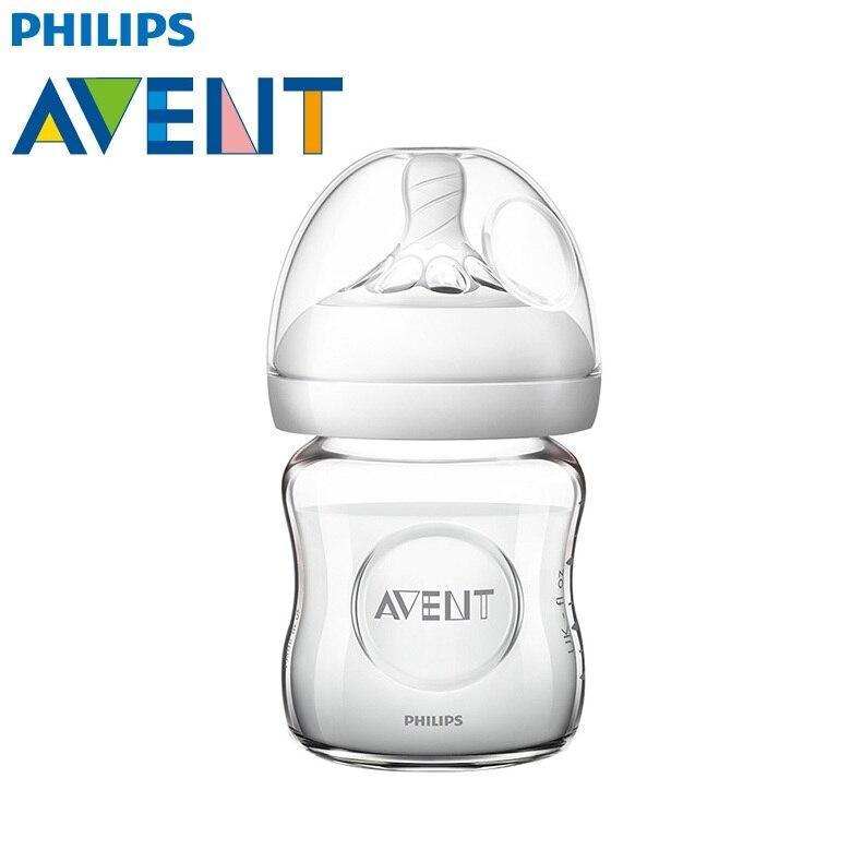 Philips Avent стеклянная Natural