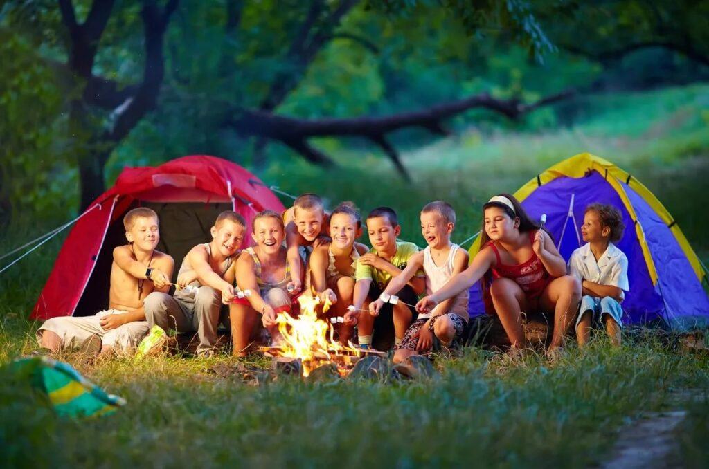 Сходить в поход или организовать пикник