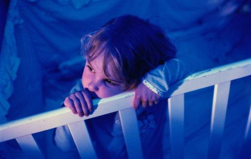 Что делать родителям во время и после приступов ночного страха у ребенка