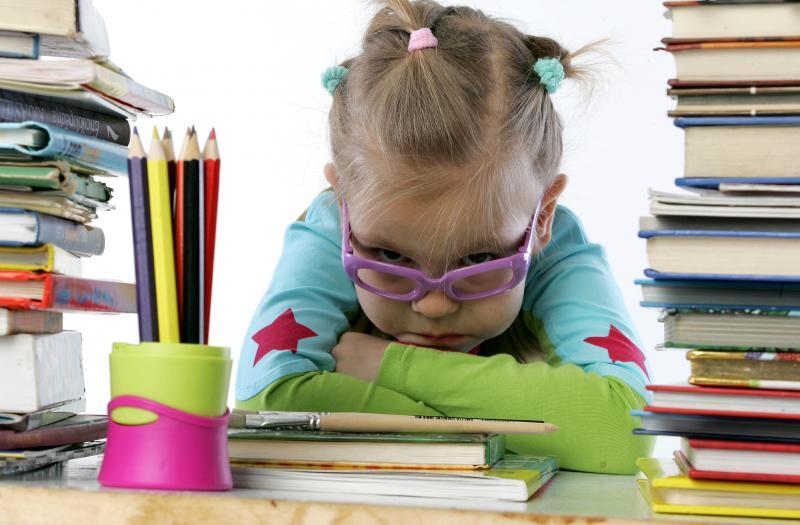 Почему ребенок не любит читать?