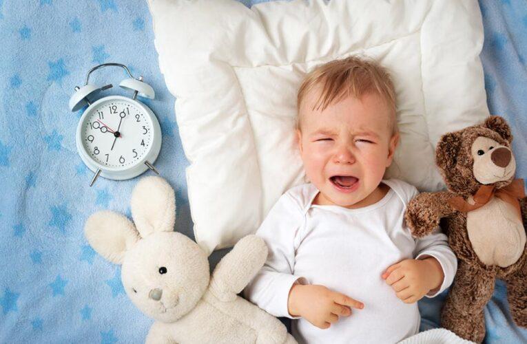 Ребенок не спит ночью. Что делать родителям?
