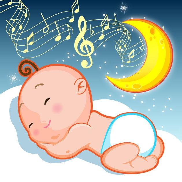 Успокаивающая музыка для детей