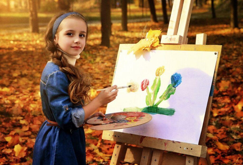 Признаки художественного таланта