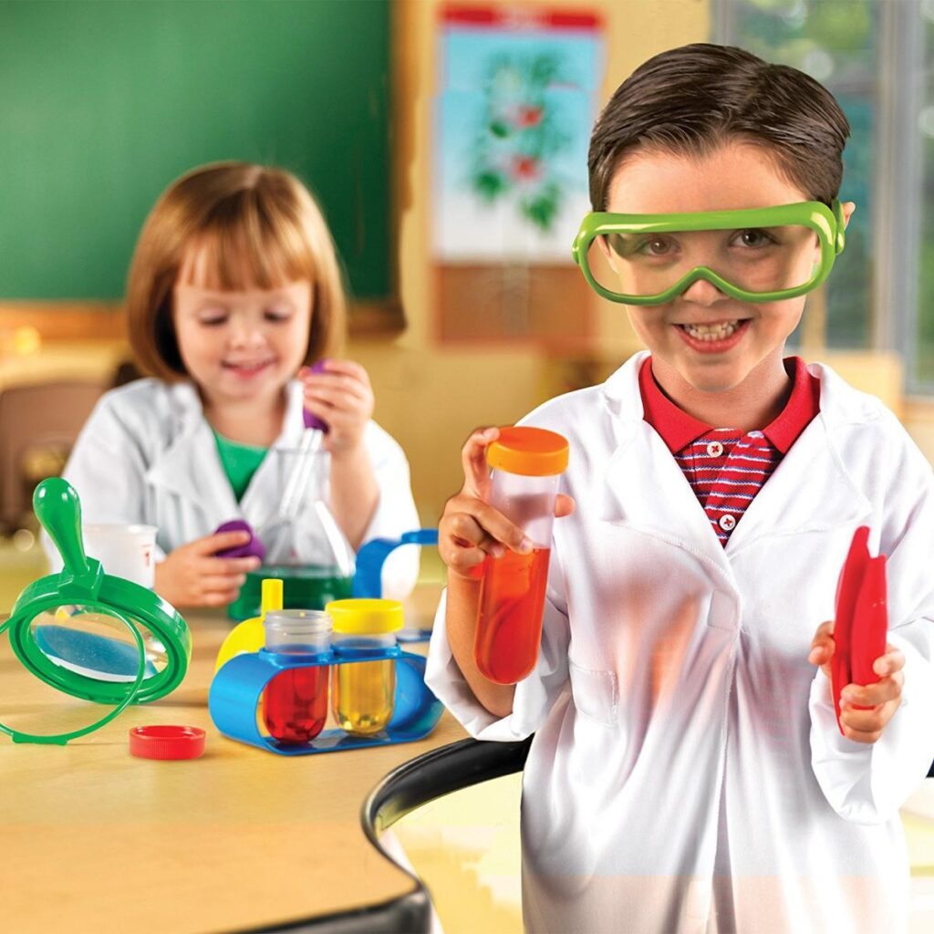 Признаки способностей в науке