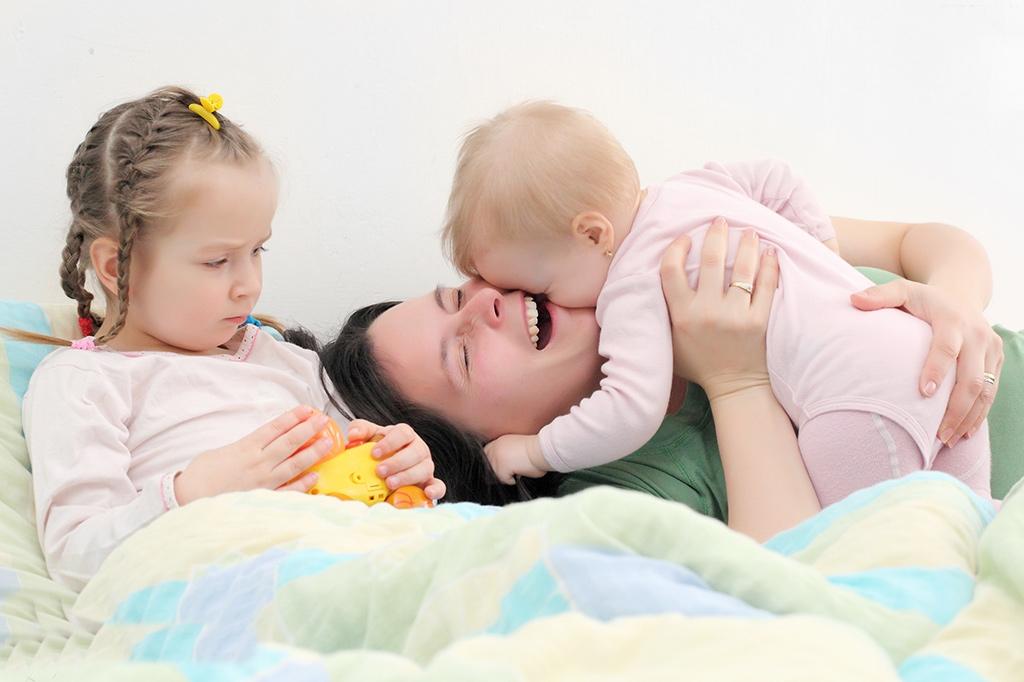 Ревность ребенка к брату или сестре