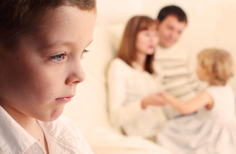 Ревность у детей. Как с ней справиться?