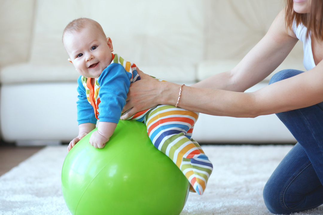 Гимнастика для малышей