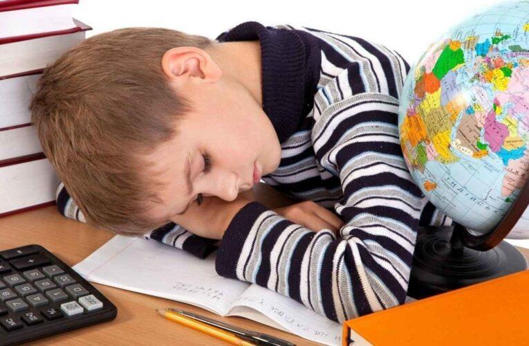 Переутомление у детей или «горе от ума»