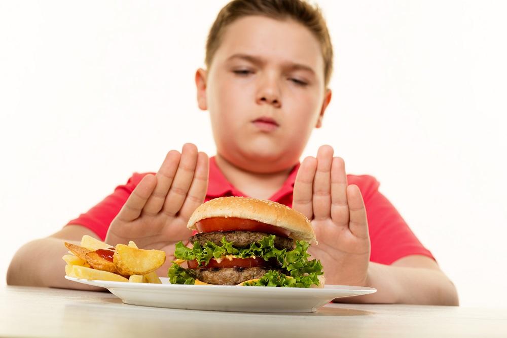 Лечение ожирение у детей