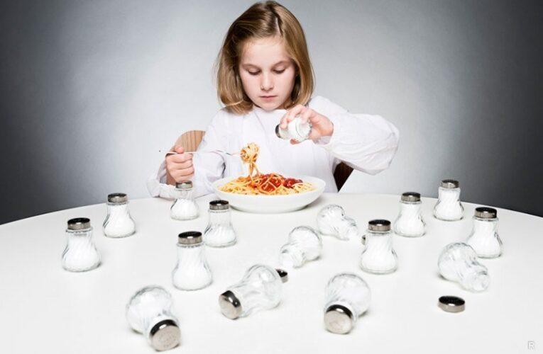 Нужна ли соль детям? Нормы потребления соли