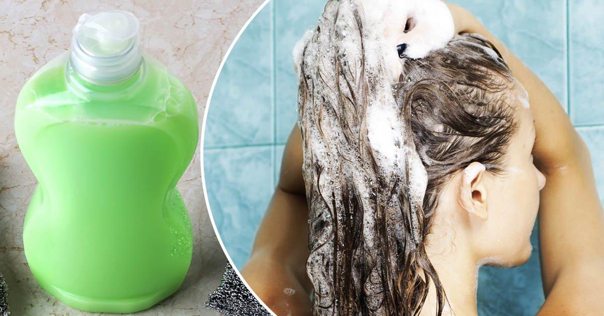 Что будет, если каждый день мыть голову