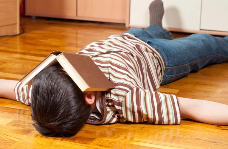 Как отучить ребенка лениться? Советы и видео