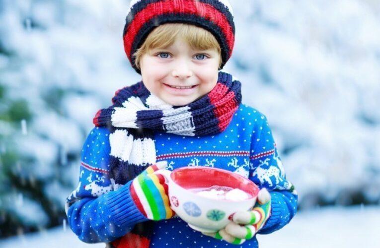 Правила здоровья ребенка в зимний период