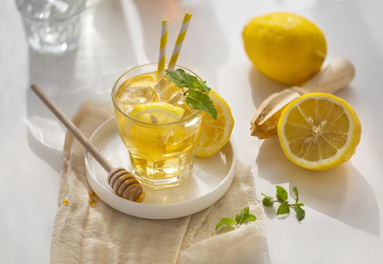 Лимон для похудения