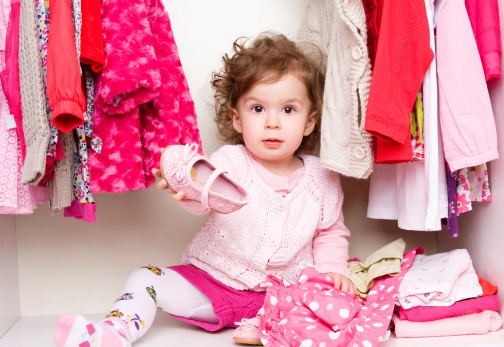 Как выбрать безопасную детскую одежду
