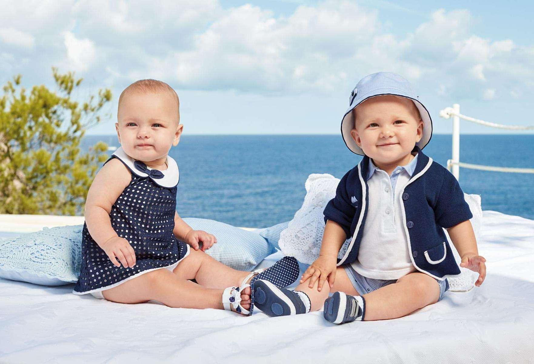 Как одеть маленького мальчика в летнее время