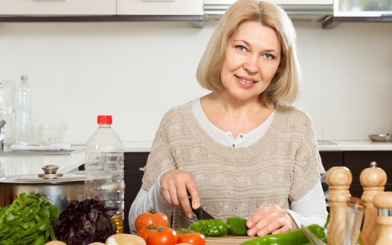 Особенности питания женщины после 50 лет