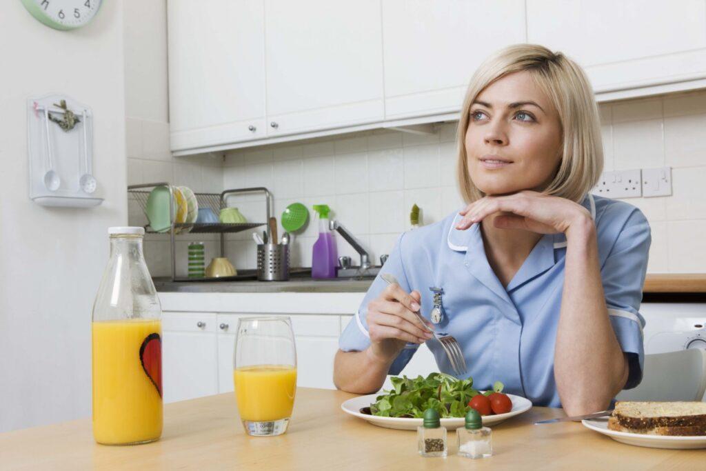 Правильное питание для женщины после 20 и 30 лет