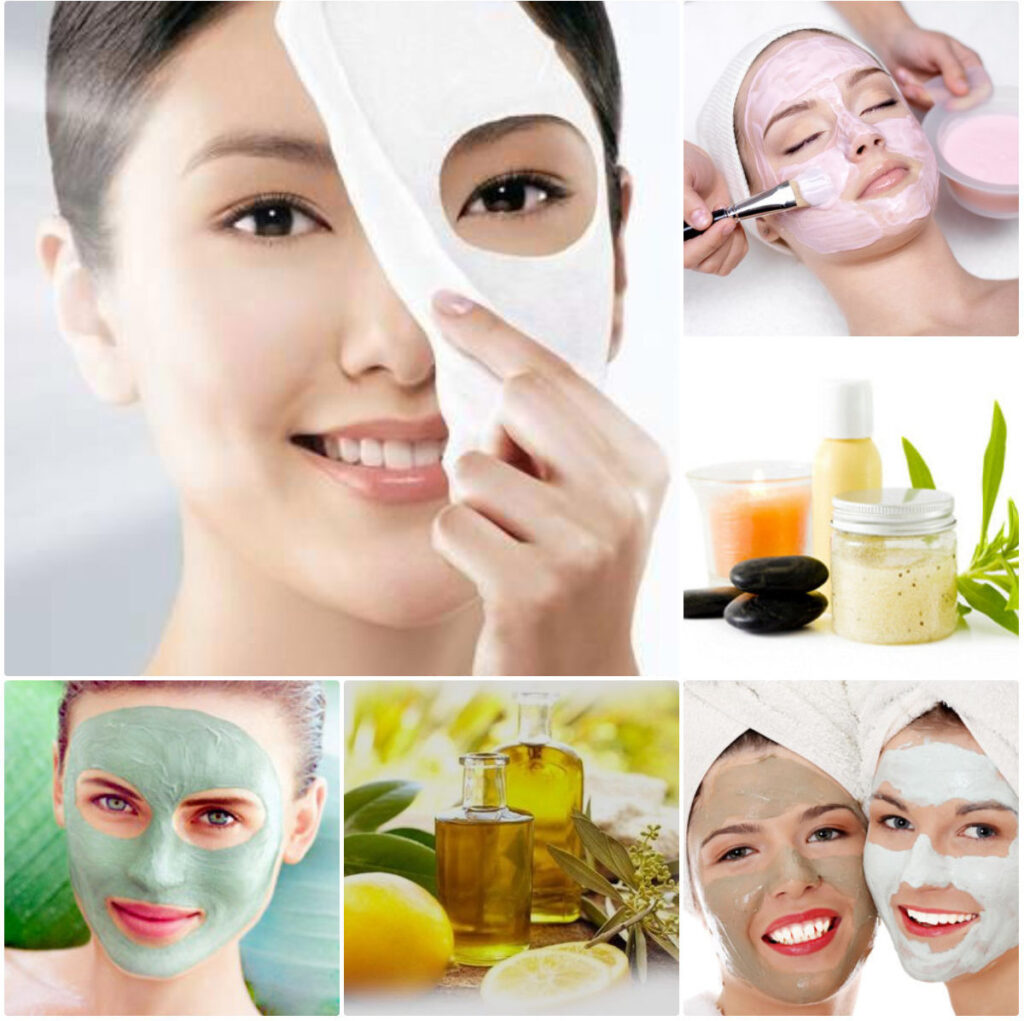 Эффективные маски для всех типов кожи