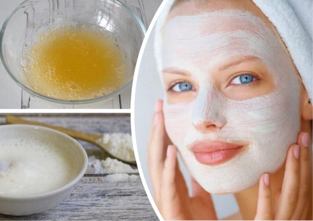 Маски для лица с сухой кожей